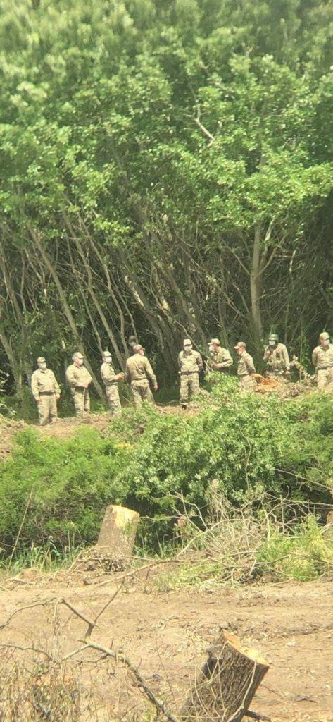 Τούρκοι στρατοχωροφύλακες εισήλθαν εντός ελληνικού εδάφους