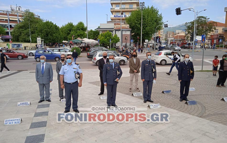 Komotini celebrates 101st anniversary of liberation 7